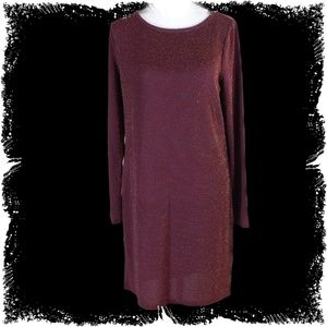 NWT Michael Kors Holiday Dress Size L